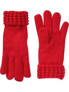 Chunky Sweater-Knit Gloves $7