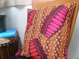 African Wax Print, Maracuja $30, etsy