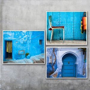 "3/3 ""Moroccan Fine Art Photos"" $75, Sarah Franklin via etsy"