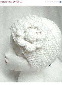 Winter Whiter Headband
