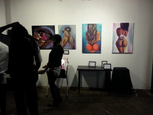 artists: Chané Fontaine and Corey Whitehead