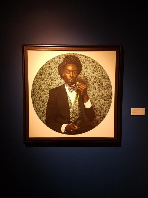 as Frederick Douglass