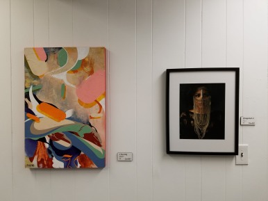 artists: Craig Singleton and Omega Ruth, Jr.